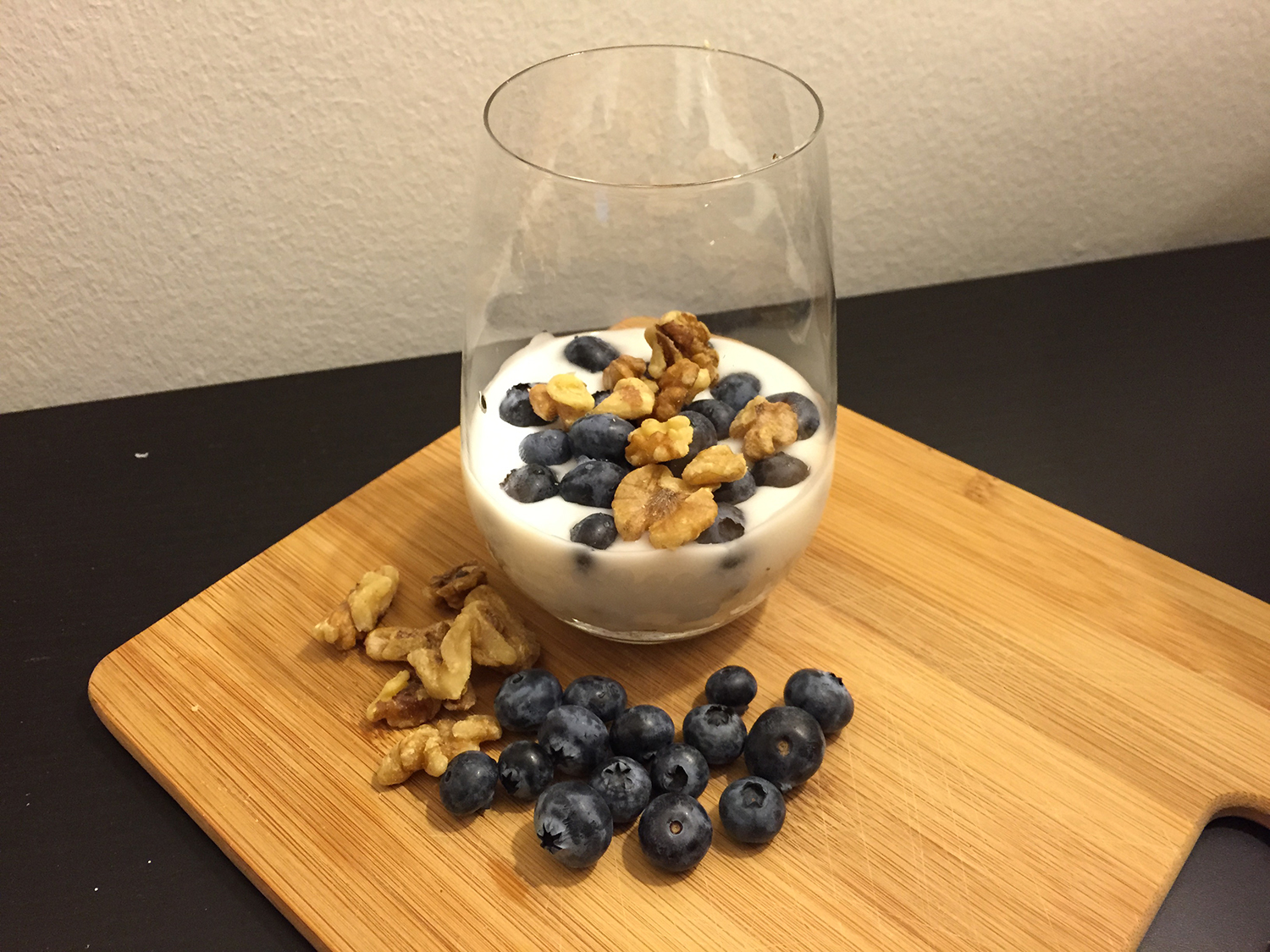 Dairy Free Coconut Yogurt Parfait