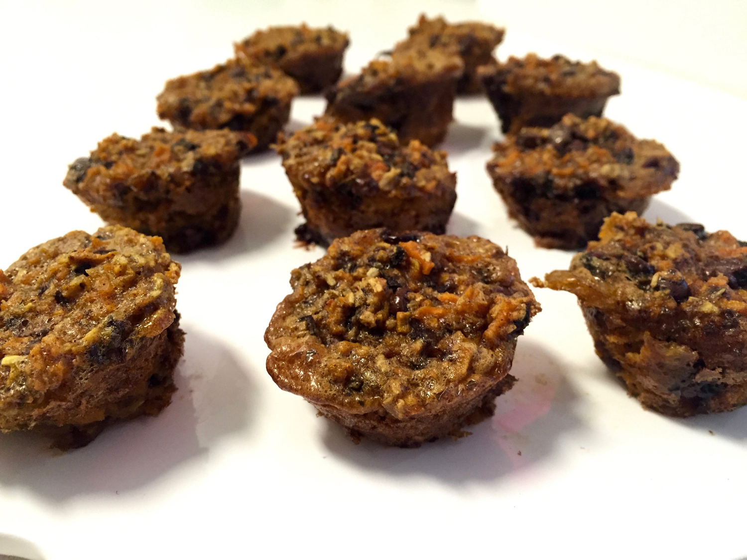 Sweet Potato And Beet Healthy Muffins