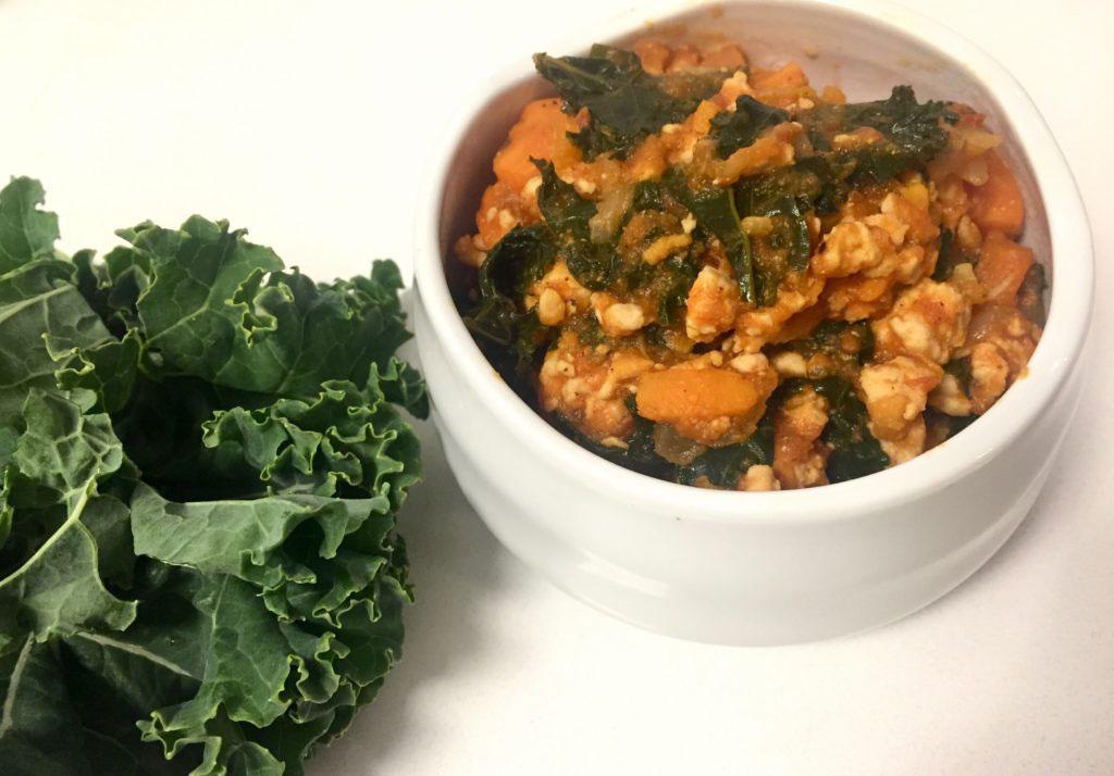 Turkey And Kale Chili