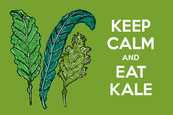 6 Reasons Kale Rocks