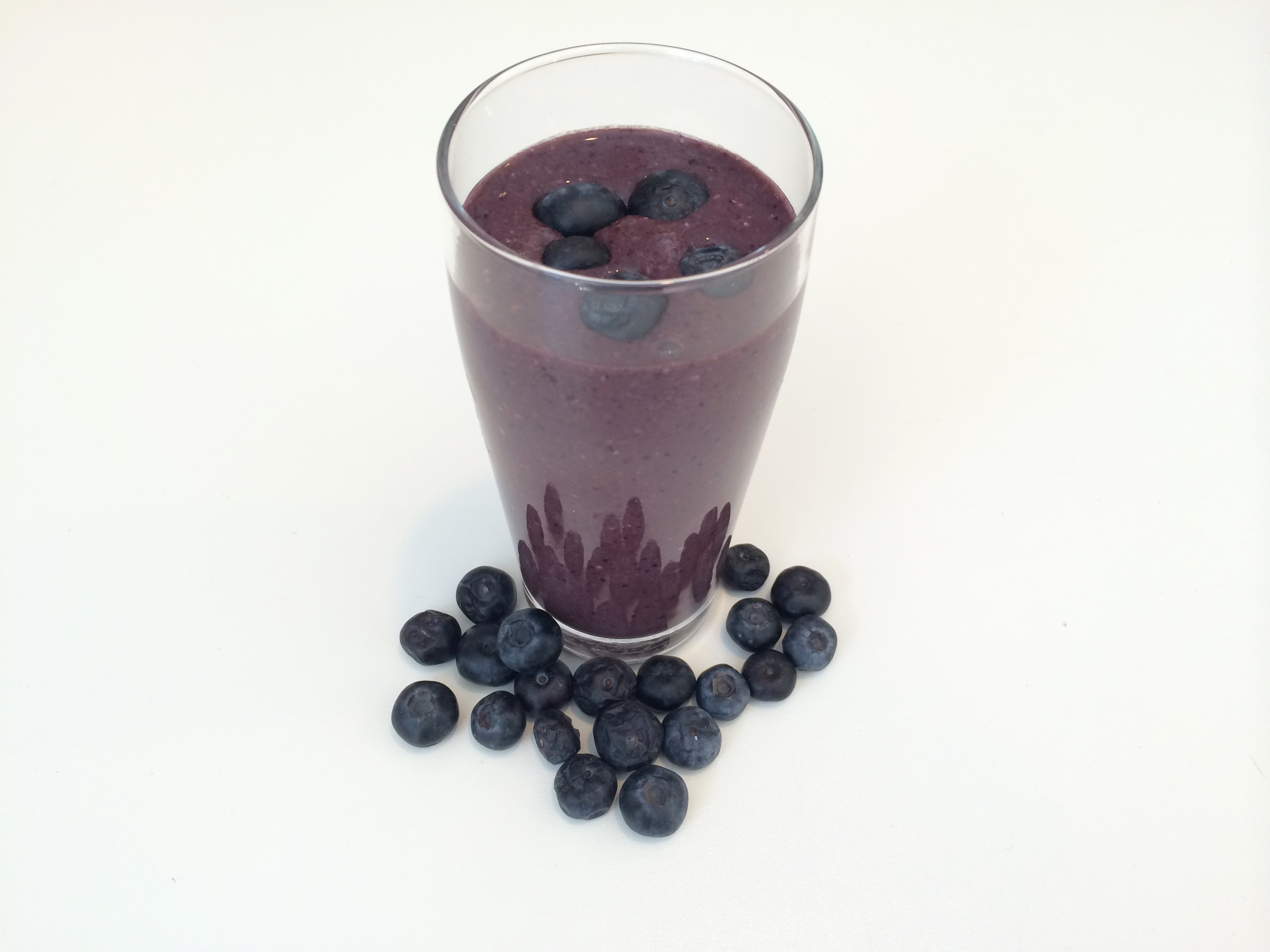 Berry Berry Cocoa Smoothie