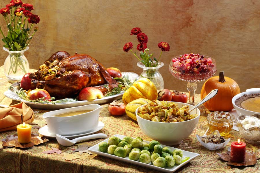 4 Tips For A Healthy Thanksgiving