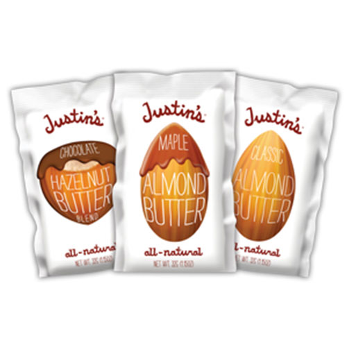 Justin's Assorted Variety Pack (Pack Of 10)